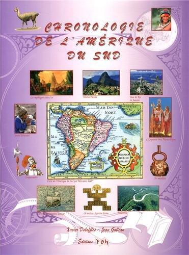 Chronologie de l'Amérique du Sud