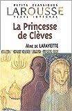 La Princesse de Clèves - Larousse - 08/07/2004
