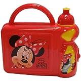 Mickey Mouse–Termo + Caja de Minnie Mouse