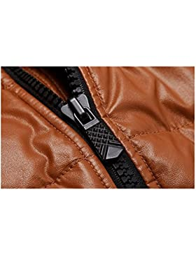 MHGAO Nuevo para la camisa de otoño / invierno de los hombres de Down Jacket , red , xxl