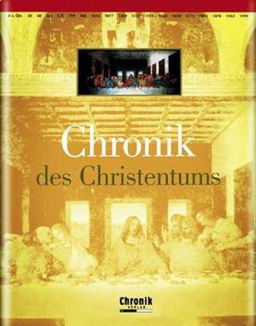 Chronik des Christentums