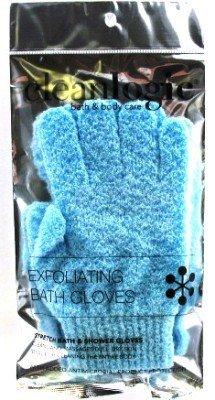 Clean Logic Stretch Bath & Shower Gloves (Case of 6)