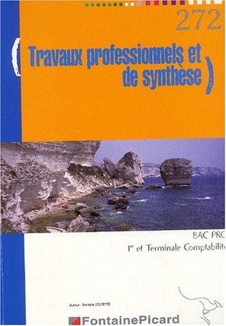Travaux professionnels et de synthèse Bac Pro 1e et Tle Comptabilité