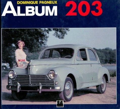 Album 203 par Dominique Pagneux