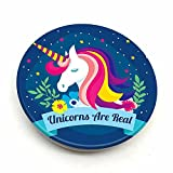 #9: Crazyink Unicorns are Real Premium Stylish Printed Designer Pop Holder for your Phone & Tablet with Car Mount | Mobile Stand | Phone Grip | Mobile Holder | Phone Mounts | Popholder | Reusable Adhessive | Perfect Grip | Durable | Slim Light Weight.