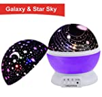 Galaxy Light Star Sky Night Light,MKQ...
