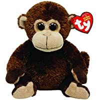 TY Beanie Babies Vines The Monkey 8 Inch Plush Soft Toy