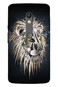 Beautiful Designed Cover for Moto X Play