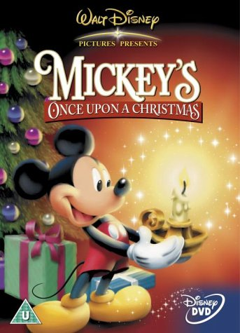 Mickey's Once Upon A Christmas [UK Import]