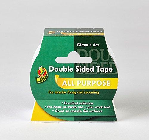 Ducktape Duck Tape doppelseitig Ideal zum Hängen, Säumen, -