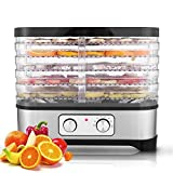 Best Los deshidratadores de carne - Deshidratador de alimentos con regulador de temperatura 35-70 Review