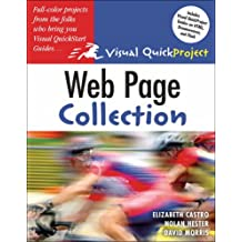 Web Page Visual QuickProject Guide Collection (Visual QuickProject Guides)