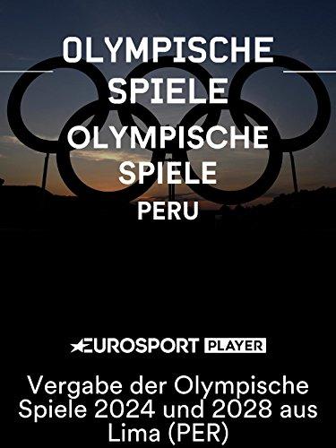 Olympische Spiele: Olympia-Vergabe - Vergabe der Olympische Spiele 2024 und 2028 aus Lima (PER)