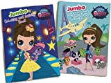 Littlest Pet Shop Jumbo Coloring And Act...