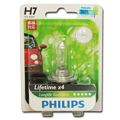 Philips 12972LLECOB1 Scheinwerferlampe H7 Long Life Eco Vision
