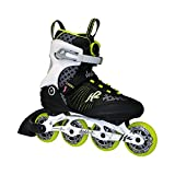 K2 Damen Inlineskates Fit 84 Speed Boa Black (85) 40