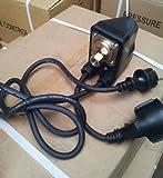 Druckschalter megafixx PC 9 für Hauswasserwerk - bis 5 BAR - verkabelt - 230 Volt
