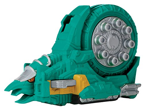 Power Rangers Dino Charge - Ammonite Zord with Charger Action Figure