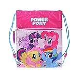 Kidz Corner Little Pony Kinder-Rucksack, 75 cm, liters, Blau (Blu)