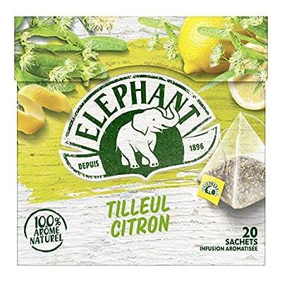 Elephant Infusion Tilleul Citron