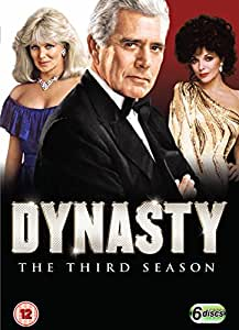 Dynasty: The Third Season [DVD] [1982]