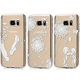Coque pour Samsung Galaxy S7, Kasos Housse Case Bumper Étui Coque de Protection en...