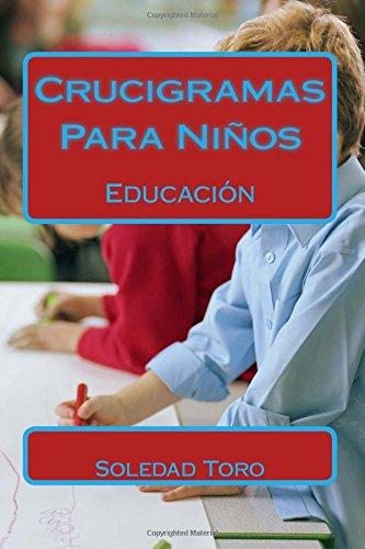 Crucigramas Para Niños: Educación
