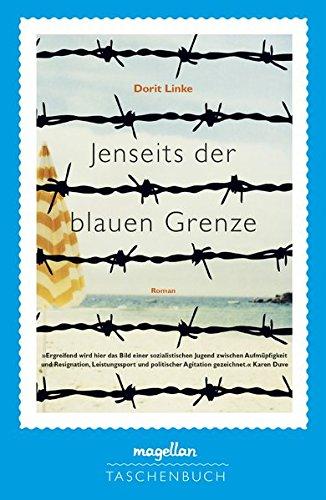 Buchseite und Rezensionen zu 'Jenseits der blauen Grenze' von Dorit Linke