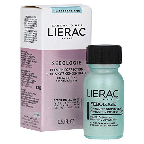 Lierac Sebologie Anti-Pickel-Konzentrat 15 ml Gezielte Behandlung gegen unreine Haut