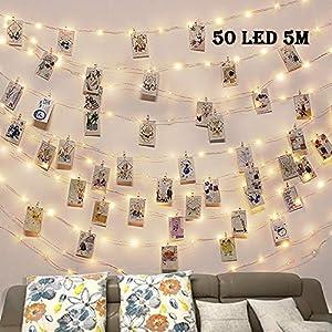 Clip Cadena de Luces LED,LECLSTAR