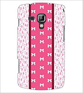 PrintDhaba Pattern D-5758 Back Case Cover for SAMSUNG GALAXY S DUOS 2 S7582 (Multi-Coloured)