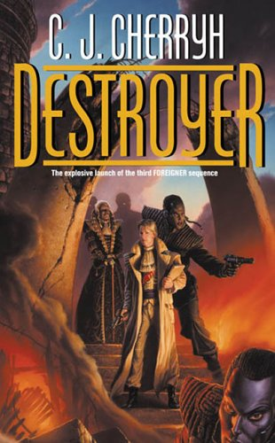 Destroyer (Foreigner Novels)