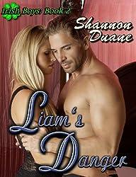Liam's Danger (Irish Boys Book 2)