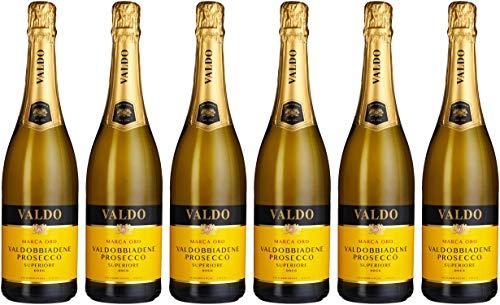 Valdo Valdobbiadene Prosecco Marco Oro DOCG trocken (6 x 0.75 l)