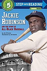Jackie Robinson and the Story of All Black Baseball (Step into Reading) by Jim O'Connor (1989-05-06)