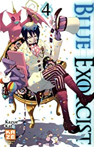 Blue Exorcist Edition simple Tome 4