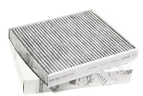 6R0819653 Innenraumluftfilter Pollenfilter Innenraumfilter Staubfilter Aktivkohle