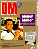 DM Money Maker Professionell. CD- ROM für Windows 3.11/98/ NT