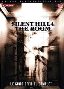 Guide officiel du jeu : Silent Hill 4