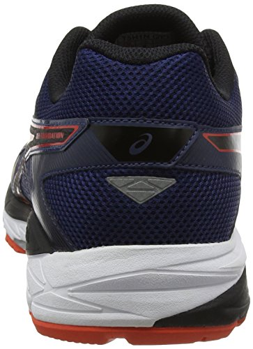 Asics Herren Gel-Foundation 12-t5h1n5090 Laufschuhe Blau (Insignia Blue / Black / Cherry Tom)