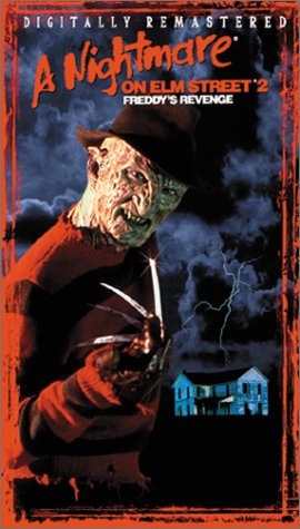 Preisvergleich Produktbild A Nightmare on Elm Street Part 2: Freddy's Revenge [VHS]