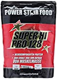 Powerstar Food Super Hi Pro 128, Beutel, Geschmack-Coconutcream, 1er Pack (1 x 1 kg)