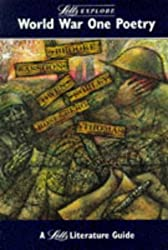 Letts Explore World War One Poetry (Letts Literature Guide) by Ron Simpson (1994-06-30)
