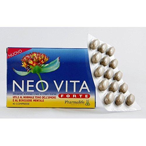 Pharmalife Neovita Forte Integratore Alimentare 45 Compresse