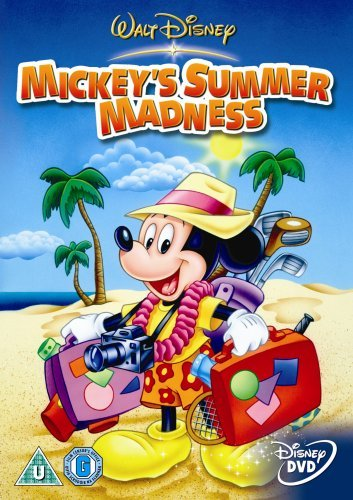 Mickey s Summer Madness  DVD