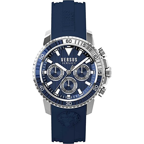 montre chronographe Versus pour homme Aberdeen S30040017 style décontracté cod. S30040017