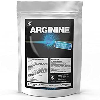 L-Arginin Bull Attack
