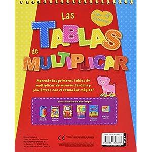 Las tablas de multiplicar (Mira lo que hago)