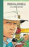 Indiana Jones Jr et la croix de rubis par William Mc Cay