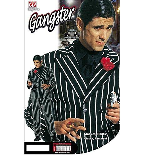 Imagen de widman  disfraz de gánster años 20 para hombre, talla m 37542  alternativa